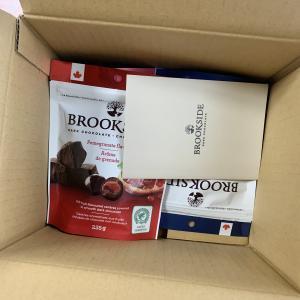 ブルックサイドチョコレート届きました~+゚。*(*´∀`*)*。゚+