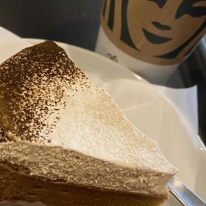 紅茶のアーモンドミルクケーキ。