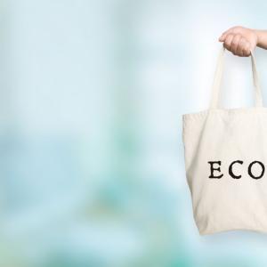 エコバックは使い続ける事が大切買い替えるならリサイクル素材で作られたエコバッグ