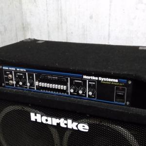 Hartke HA3500 (ハートキー ベースアンプ) 使い方・音作り【基本編】