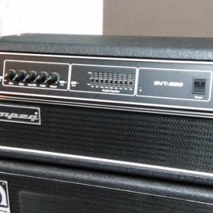 Ampeg SVT-350 (アンペグ ベースアンプ) 使い方・音作り【基本編】