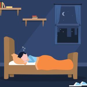 「眠れないときにすること」