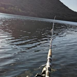 榛名湖でPEレボとエクスセンスを使う