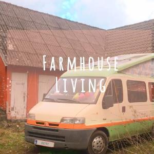 【北欧島暮らし】デンマークの古民家 築90年のファームハウスを借りる