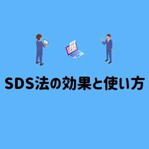 【文章力強化】SDS法とは?その効果と使い方を解説