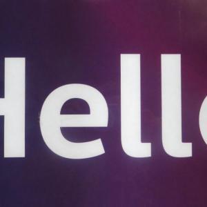 Hello world! これから始まる 技術人.com。