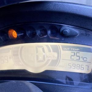 トリシティ125 Vベルト&ウエイトローラー交換