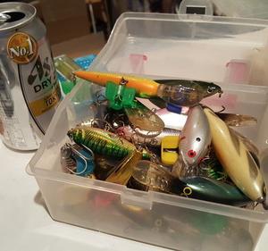 ☆僕のお休み企画…(^^)…釣り人反省会☆