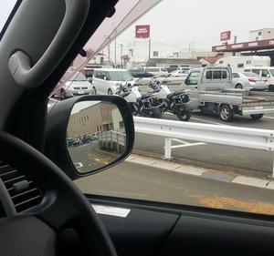 ☆車検の窓から…(^^)☆