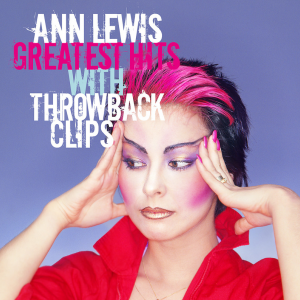 邦楽セクション「Ann Lewis - WOMAN」