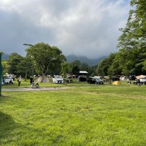 戸隠キャンプ場|長野県|おすすめキャンプ場