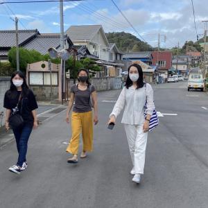 芝浦工業大学建築学科による御宿町・岩和田のリサーチ始まります!(準備段階編)