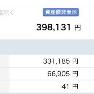 【米国株】5週目 R3.9.13〜 『先週のまとめ』