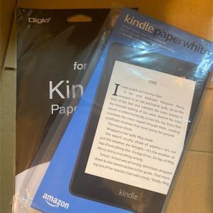 Kindle端末が届きました!