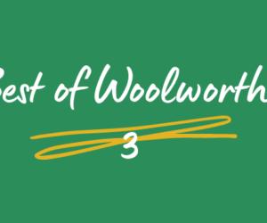 【第3回】Woolworthsで買えるウマイもの3選!!