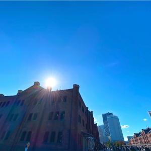 突き抜ける空の青さを美しく感じていたい