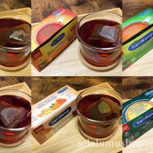 お手頃価格でお土産にも☆インドネシアの紅茶はやっぱりサリワンギ!ティーバッグ6種類飲み比べてみた