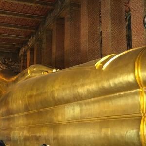 バンコク三大寺院の一つワットポーのMRT(地下鉄)での行き方、見所と歴史、ぼったくりについて