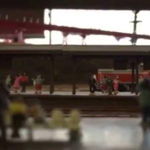 Nゲージジオラマ 大阪てつどうかんの蒸気機関車たち(^_-)-☆