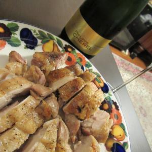 イエメシ・マリアージュ#003 鶏もも肉のグリル