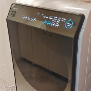 シャープ、ドラム式洗濯乾燥機、ES-W113のレビュー【購入前に確認しておきたいこと】