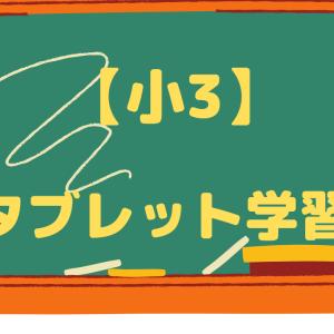 タブレット学習 自閉症スペクトラム【小3】