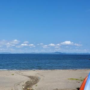 海を見ながら三浦野菜たっぷりランチ♥ビーチエンドカフェ