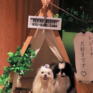 レジーナ旧軽井沢♥誕生日旅行前倒し