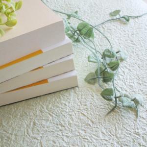 本の染み抜きは漂白剤で簡単!折れたり、シミの付いた本はメルカリで売れる?高く売れる方法