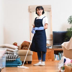 1日たった5分だけ!埃掃除は毎日すれば空気が気持ちよくなる