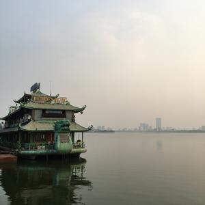 たった1人の3ヶ月ベトナム滞在記録10:初めての週末②Santorini Vibes