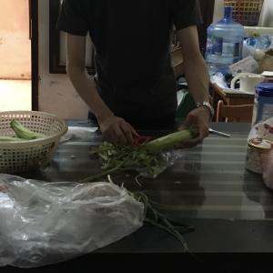 たった1人の3ヶ月ベトナム滞在記録13:ハノイ本社で勤務開始②-昼食-
