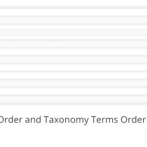 おススメWordpressプラグイン!【Category Order and Taxonomy Terms Order 】を導入してカテゴリの並び替えをできるようにする方法