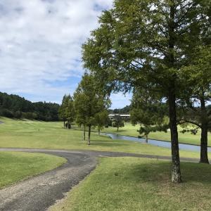有田東急ゴルフクラブ行ってきました!