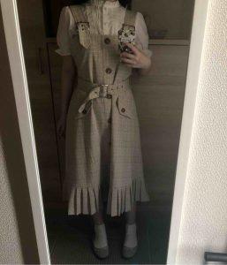 【写真付き】かわいすぎるジャンスカワンピースまとめ!【ガーリーファッション】