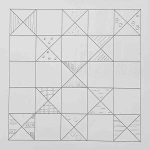 パターンを作りましょう  (7)
