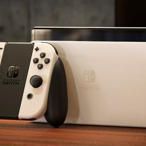 【旧型vs新型】テーブルモードでスプラを遊ぶなら新型Switchがおすすめ!