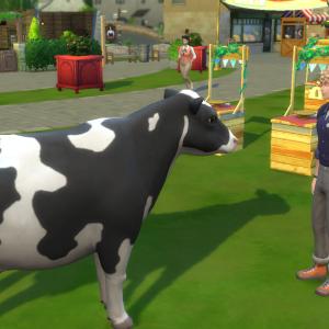 牛のコンテストに出場してみました【COTTAGE LIVING 3】