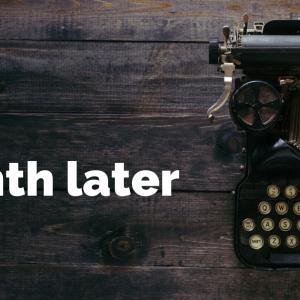 【ブログ始めて1ヶ月経過】理想と、現実と、私ッ♪