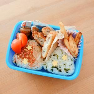 今日の幼稚園弁当!