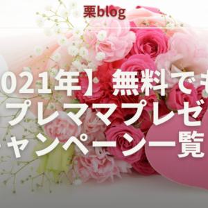 【2021年】無料でもらえるプレママプレゼントキャンペーン一覧!