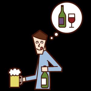 アルコール依存症って何?具体的に説明します!