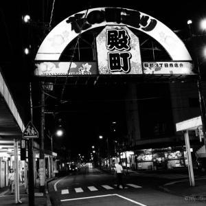 越後長岡〜粒子の夜