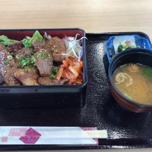 米沢牛カルビ焼き肉丼を食す