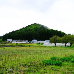 黒又山〜クロマンタのピラミッド伝説