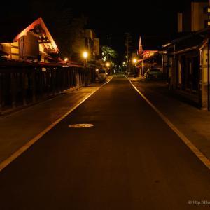 Night And Day~(最終回)こみせ通りの夜更ける