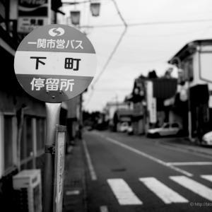 街道を抜けた先にある町 〜④一関のチベット