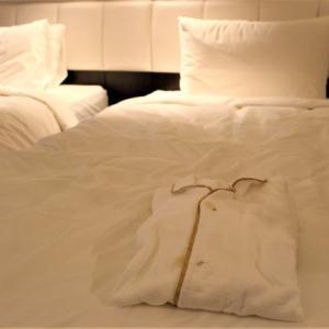 【パート】初ベッドメイキング