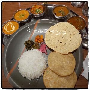 やっぱり南インド料理が好き♪@タマリンド