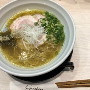 北浦和「呉田」のざるつけ麺と塩らーめん